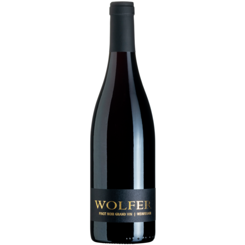Pinot Noir Grand Vin Weingut Wolfer